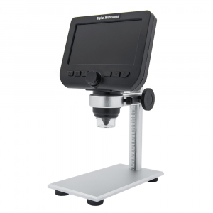 Микроскоп цифровой с экраном Inskam 317 (Wi-Fi, 1080 P, 1000 крат)